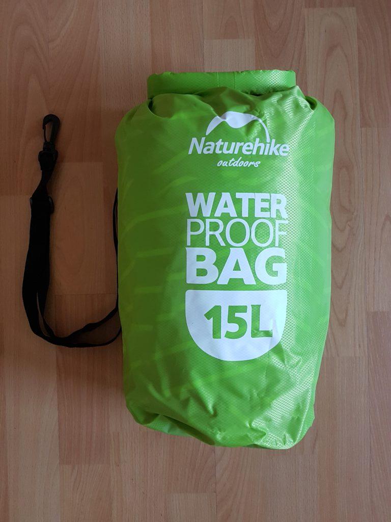 NatureHike 15 Liter wasserdichter Packsack