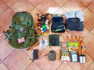 Wandern: Meine Megamarsch Erfahrung - die Vorbereitung & Packlisten