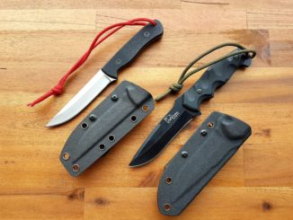WTB Outdoor Messer - Falkon und Woodpecker im Shop