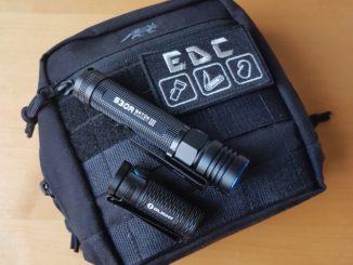 Olight S30R III Baton - EDC Taschenlampe