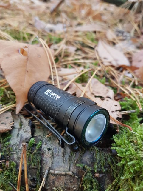 Review Olight S1 MINI BATON