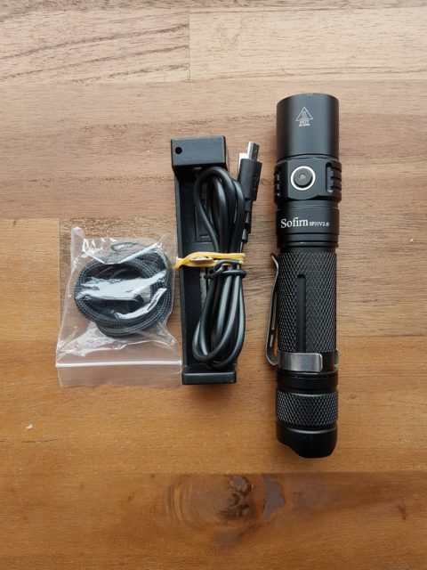 Sofirn SP31 V2.0 Taschenlampe im Test
