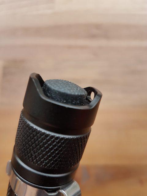 Sofirn SP31 V2.0 Druckknopf