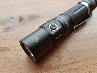 Vorstellung: Die Sofirn SP31 V2.0 Taschenlampe - LED