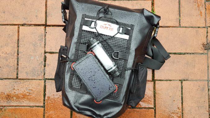 OUTXE IPX7 Wasserdichter Packsack