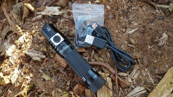 EDC Taschenlampe