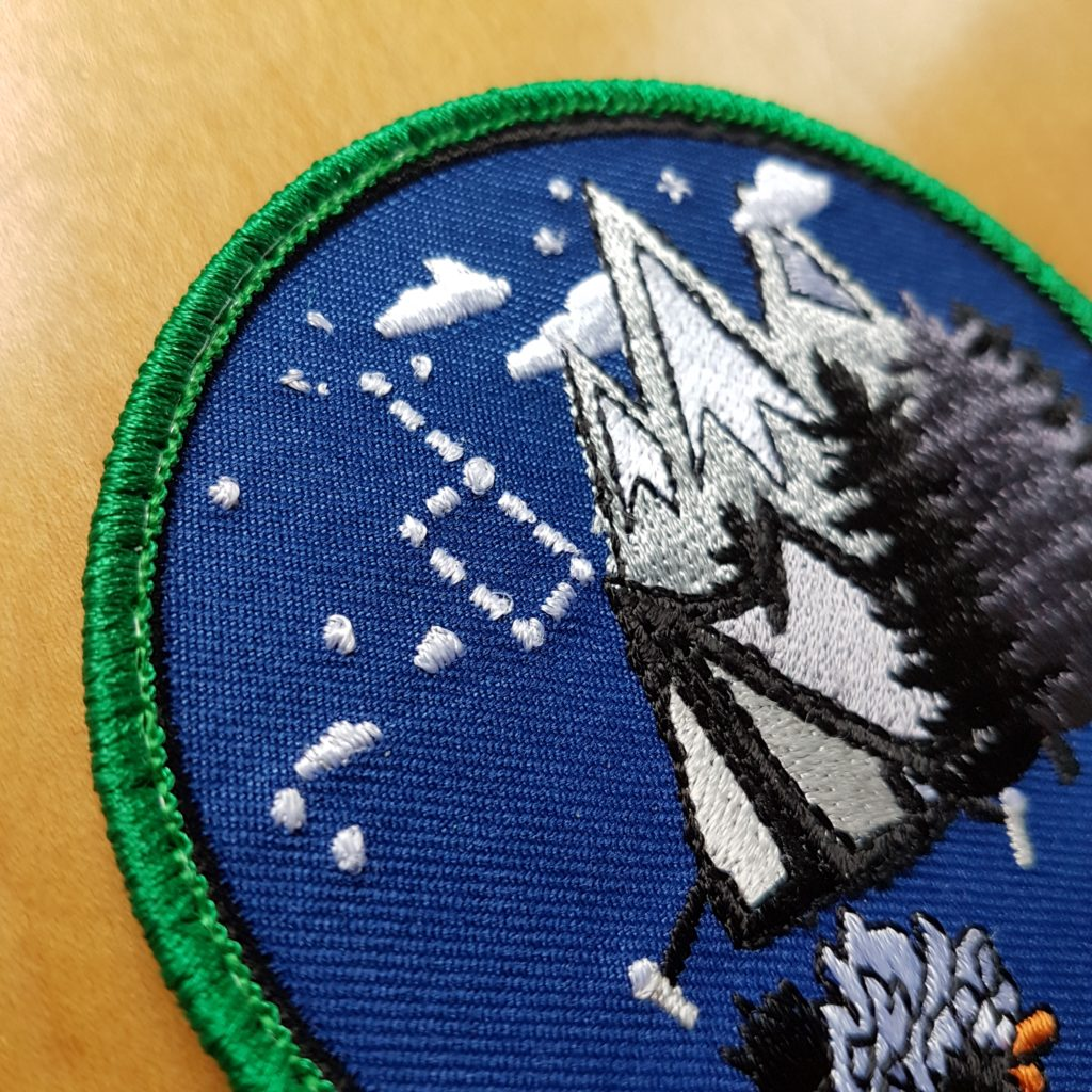 Der BUSHCRAFT PATCH V1