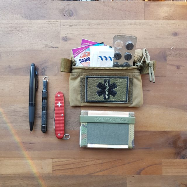 EDC Pocket Organizer
