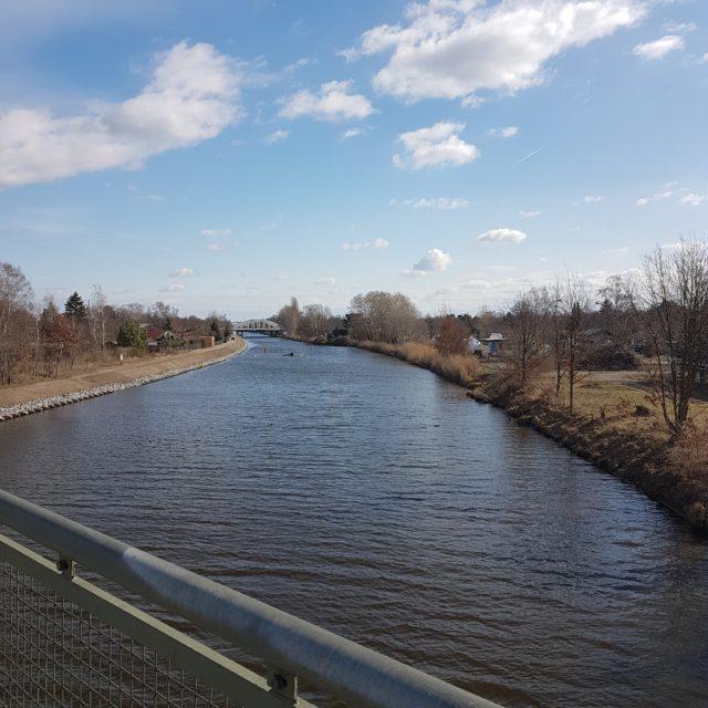Wandern: Berliner Mauerweg – 25 Km Entspannung