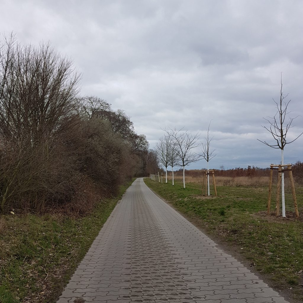 Wanderwege in Berlin