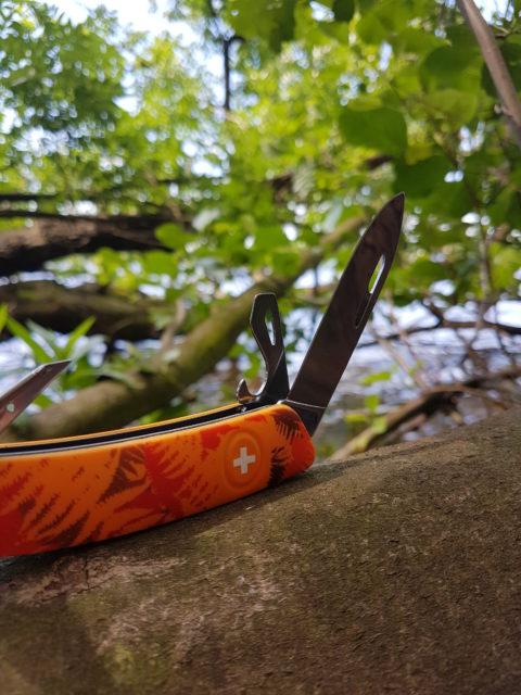 Swiza Tick Tool TT05 – Camo Farn Orange