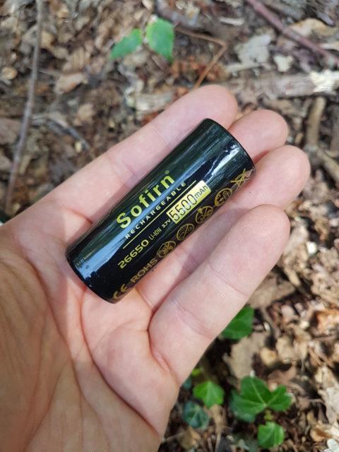 Sofirn SP70 LED-Taschenlampe – Wandern und Outdoor