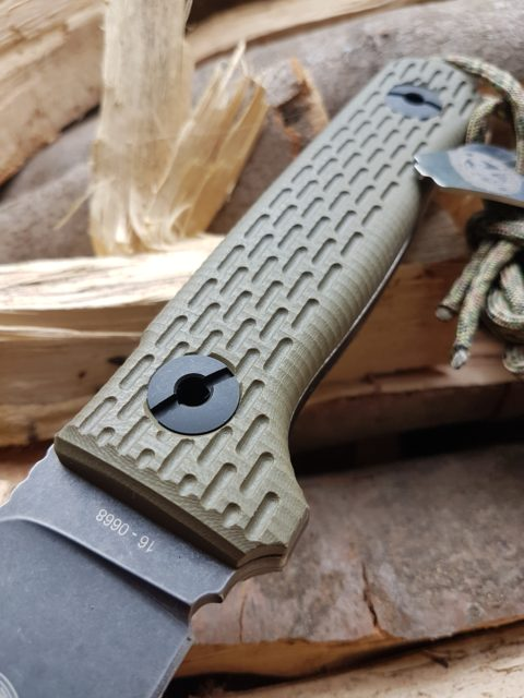 Prepper One Tactical G10 Griffschalen