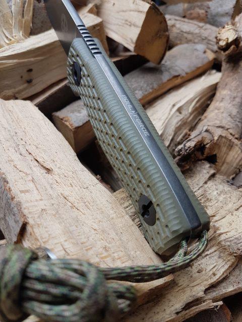 Prepper One Tactical G10 Griffschalen