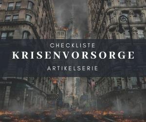 Sichere Krisenvorsorge
