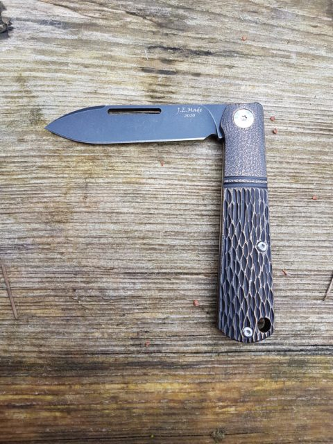 Barlow 2020 Snakeskin Black