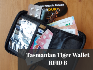 Review: Tasmanian Tiger Wallet