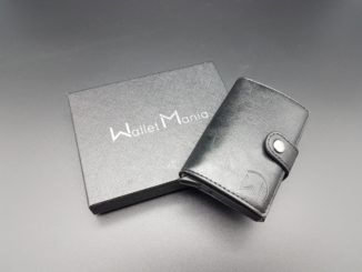 Review: Wallet Mania - Slim Wallet