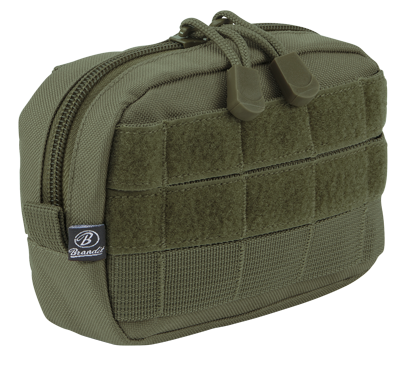 Review Brandit Molle Pouch Compact