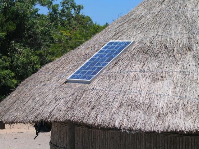 Solaranlage Erfahrung