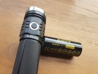Review Sofirn SP33