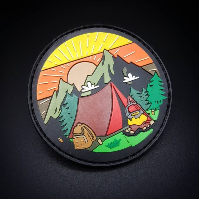 Bushcraft Patch online