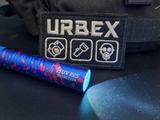 URBEX Taschenlampe
