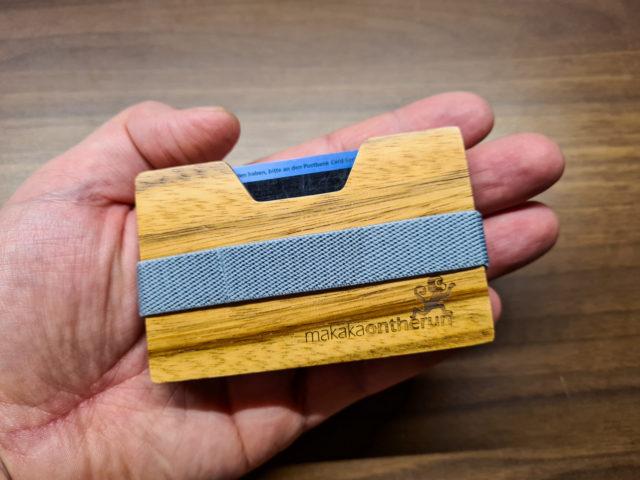 Holz Wallet