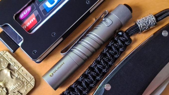 Titan Taschenlampe