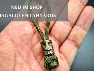 Messer Lanyard