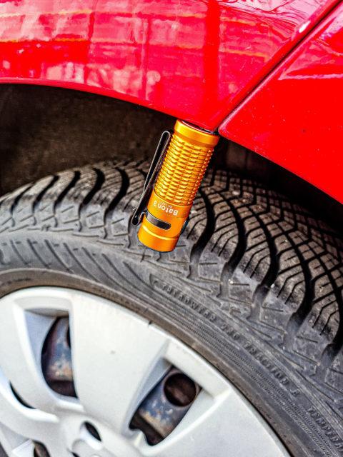 Taschenlampe fürs Auto