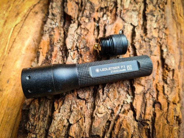 Review Led Lenser P3