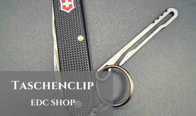 Hosentaschen Clip Messer