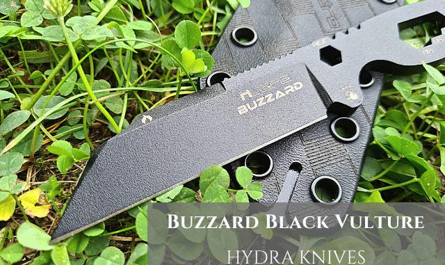 Outdoor Messer von Hydra Knives